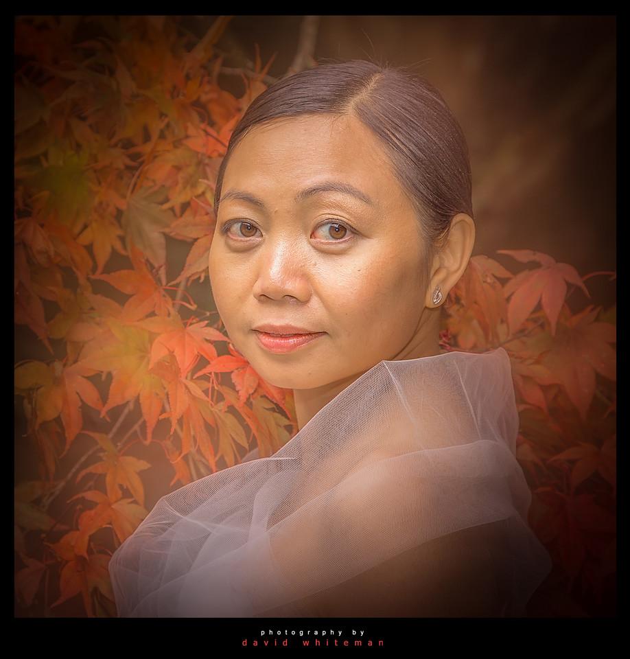 Anne in Autumn