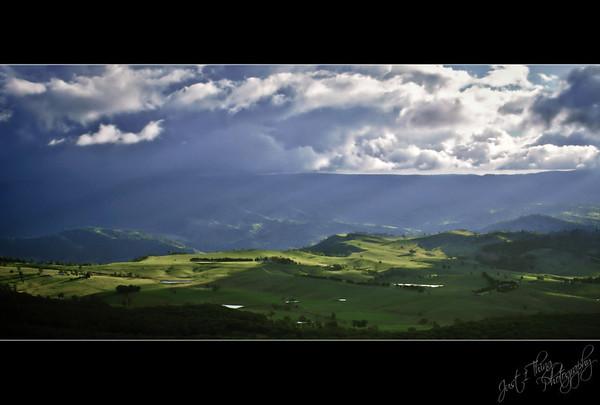 Storms Across Kanimbla