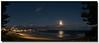 Moonrise over Bondi Beach