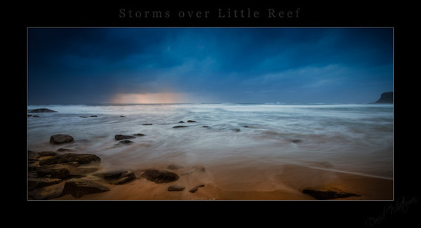 Storms Over Little Reef