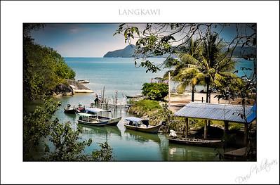 Langkawi Fishing Village