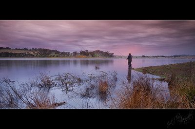 Lake Oberon... 1st 2011 Oberon Photo Comp - 2nd Colour Photo of the Year @ Penrith RSL Photography Club.