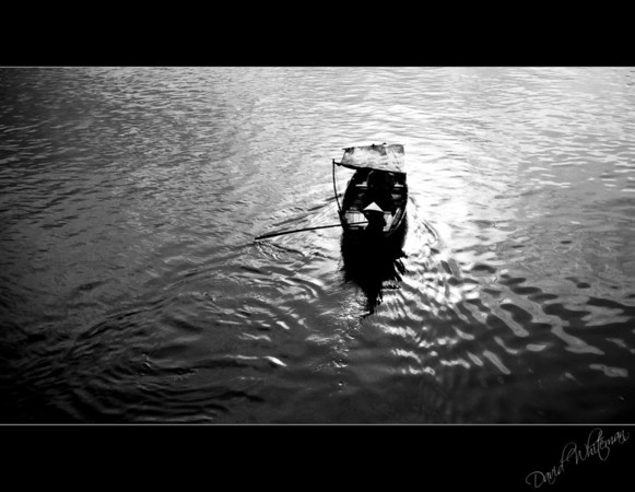 Floating on Light