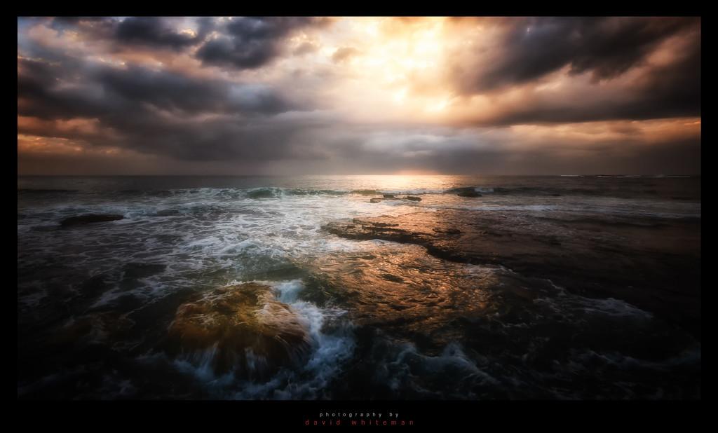 Sunrise at Newport Beach