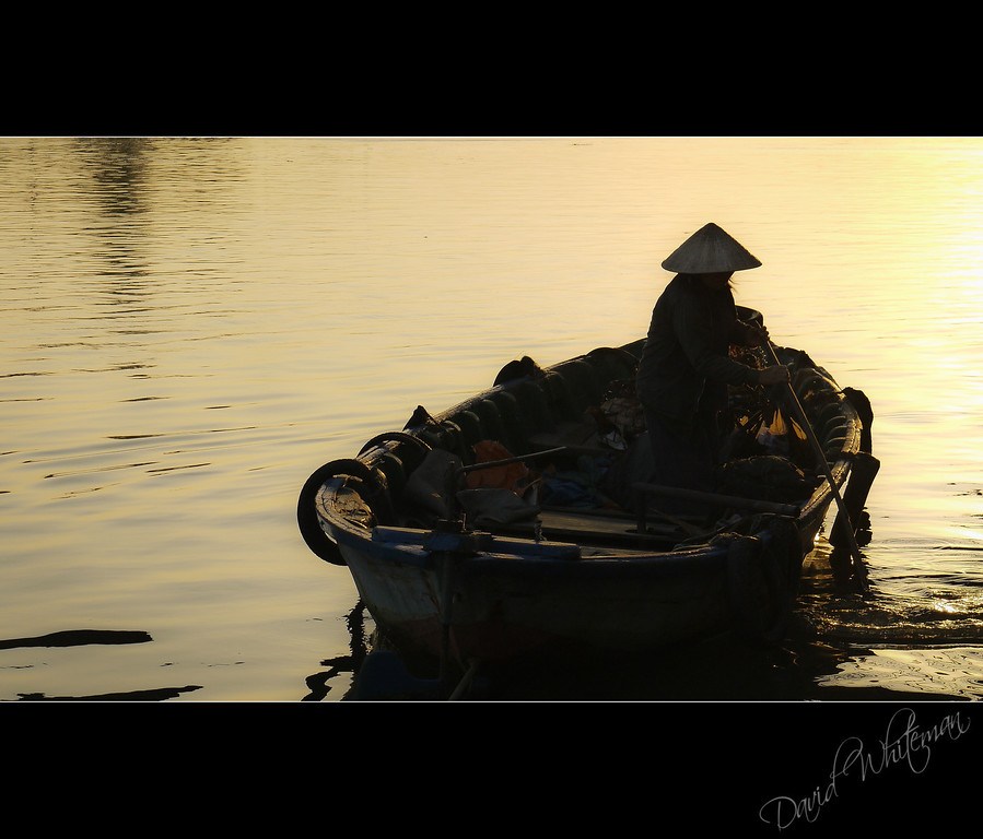 End of Day Hoi An