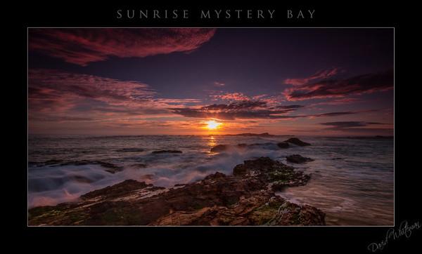 Sunrise Mystery Bay
