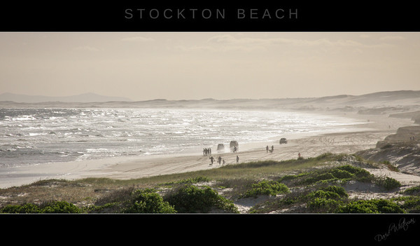 Stockton Beach