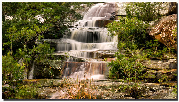 Somersby Top Falls