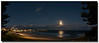 Moonrise over Bondi Beach