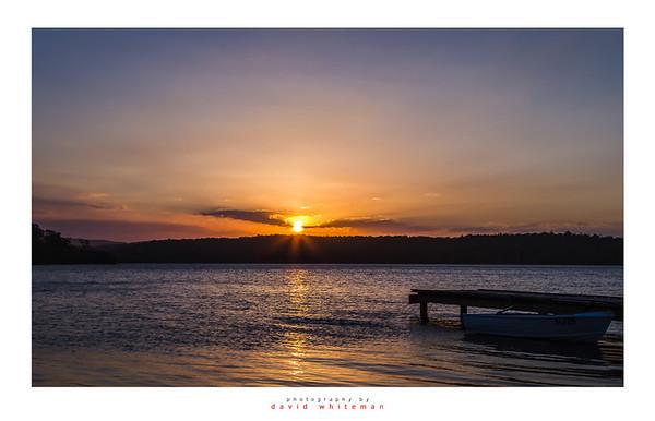 Wallaga Sunset
