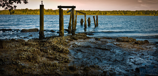 Old Oyster Jetty