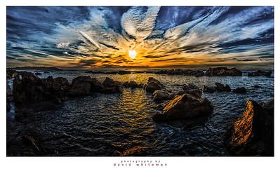 Sunrise at the Bogey Hole