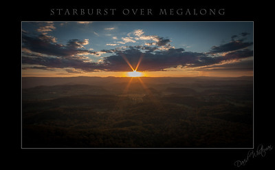 Starburst Over Megalong