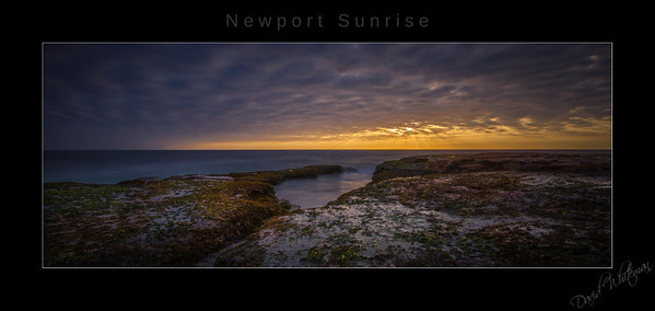Newport Sunrise