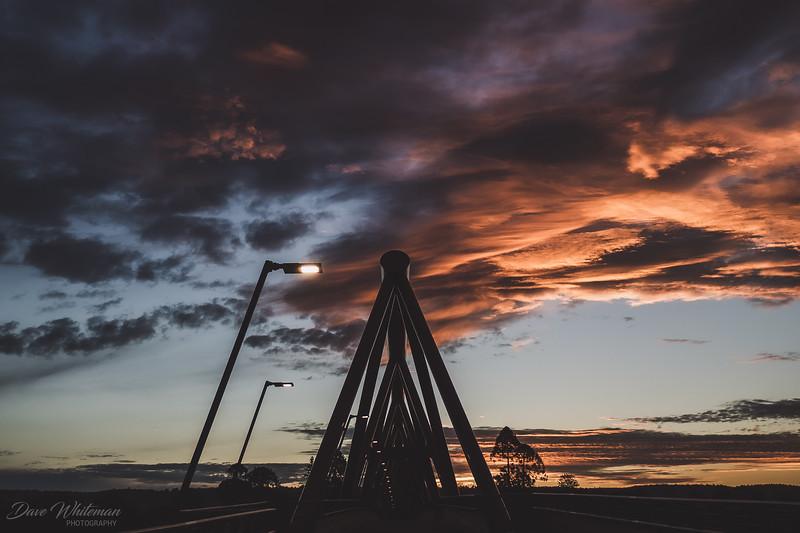 Yandhai Sunset