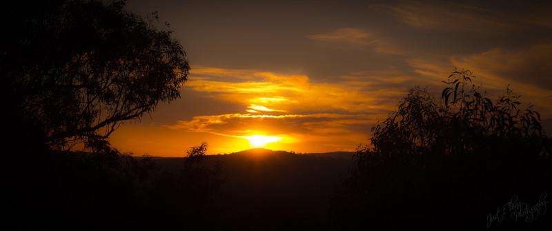 Capertee Sunset
