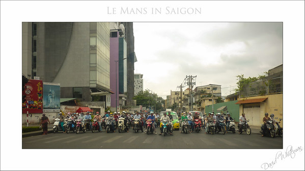 Le Mans in Saigon