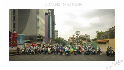 Le Mans in Saigon