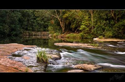 Flat Rock Falls