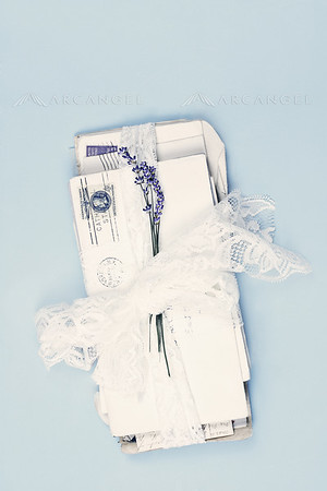 Letters and Lavender