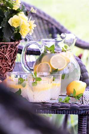 Summer and Southern Lemonade