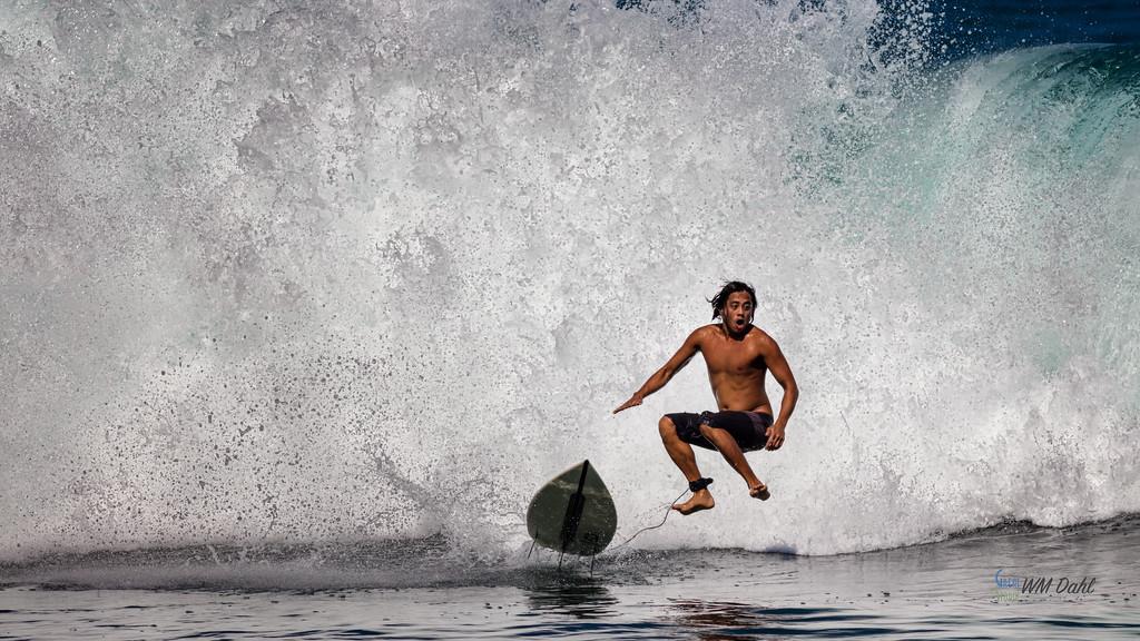 Surfers, North Shore, Oahu