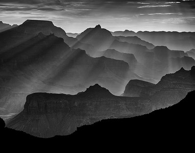 Radiant Majesty, Fine Art Photography, Grand Canyon