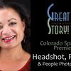 Top Headshot, Portrait and People Photographer in Colorado Springs, Colorado