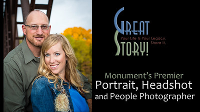 Top Portrait, Headshot and People Photographer in Monument, Colorado