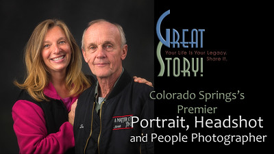Top Portrait Photographer in Colorado Springs, Colorado