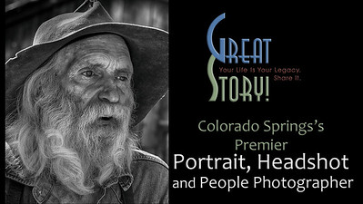 Premier Professional Portrait, Headshot and People Photographer in Colorado Springs, Colorado