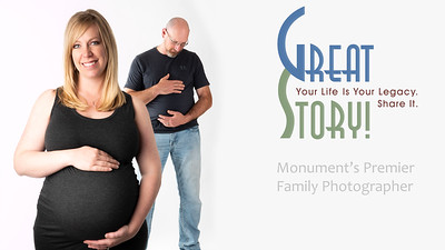 Family Photographer in Monument Colorado, Liesel and Dustin