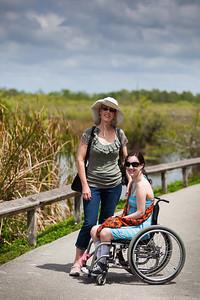 McKenna Dahl, April 2013, Florida