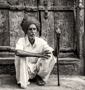 Faces of India; Jodhpur; India