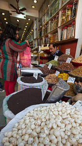 Khari Baoli, Delhi Spice Market