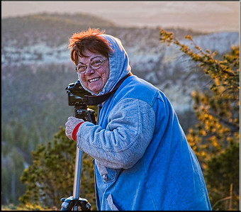 """<strong><h2>I am Diane Kroupa and my art is expressed through the media of photography. I use a Canon 5D Mark II and  Canon 40D cameras and use a variety of  Canon L Series lens that I carry with me to accommodate the subject I am shooting. I use a Manfrotto tripod for most of my captures as I strive for crisp and impeccable details in my work. I have taken numerous trips all over the U.S. for the sole purpose of capturing the beautiful country we live in and have found that one of my favorite places to take captures is of the grandeur and vast vistas of the American Southwest with the richness of colors and details that surround the entire area. When I stand at the edge of the canyons I can almost hear Lee Greenwood singing """"God Bless the USA"""". We are fortunate to live in a big wonderful and very beautiful country and I have a very deep and compelling zest to share what I have seen through photography. I strive to take my captures either in the early morning or early evening to benefit from the golden rays from the low angle of the sun at those times of the day.  My most notable achievement in photography is that one of my captures I took in Canyonlands National Park of Mesa Arch at Sunrise was selected as one of the 5 finalists in the 4th annual Smithsonian Photo contest. My photograph hung in the Smithsonian Castle building in Washington, D.C. from July through November 2007. I am humbled and very proud of this accomplishment. My capture was also published in the June 2007 issue of the Smithsonian Magazine. The contest was open world wide and there were over 8,500 entries. I hiked on an uneven and challenging gravel trail in the dark for ¾ of a mile using a flash light to guide my steps to arrive at Mesa Arch prior to sunrise to capture the magnificent show the sun puts on when it wakes up each day. I definitely wasn't disappointed as it was the most spectacular and brilliant show I have ever seen and it will remain with me forever.</h2></strong><br> <br>  <span """