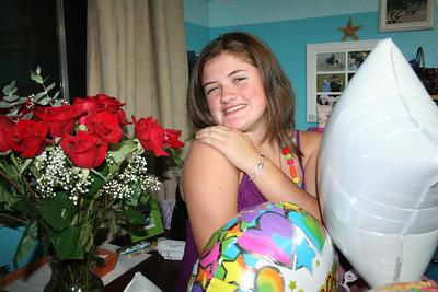 Taylor's 14th Birthday 2009