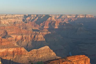 The Grand Canyon Sunrise Tour