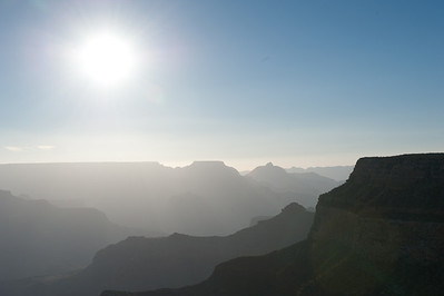 The Grand Canyon Sunrise Tour