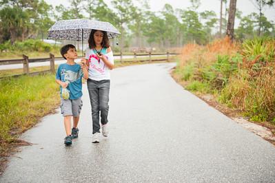 A rainy Cachepalooza 7 at John Dickenson State Park.