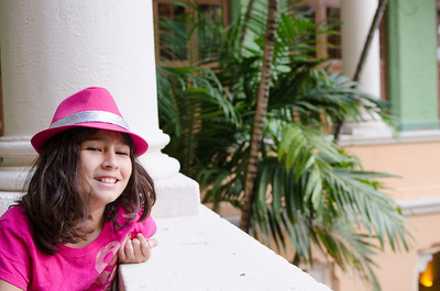 We went to The Biltmore Hotel to round out Isabel's photography portfolio for her magnet interview.