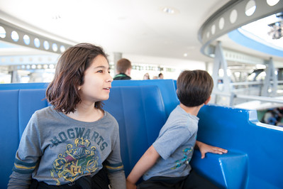 Tomorrowland Train