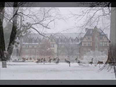 VIDEO - Berea In Winter