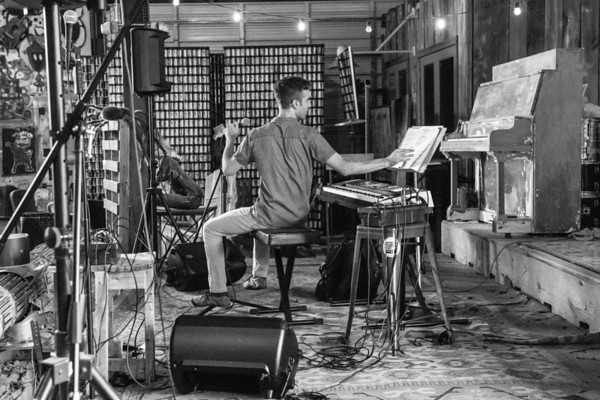 The Vintage Piano Hour with Tony Stride at Tupps 8-19-18