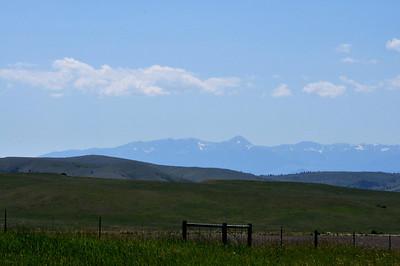 Near Norris, Montana.  7.09. edited.