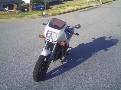 1983 Yamaha XJ900 Seca