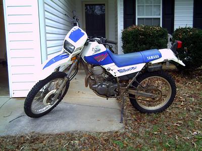 1992 Yamaha XT225