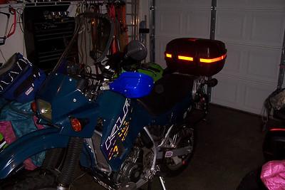 1999 Kawasaki KLR650 (05-06-09)