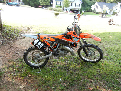 KTM 125sx For Sale