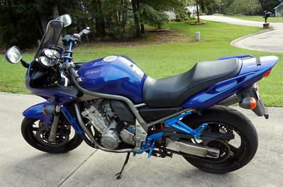 2001 Yamaha FZ1 (Sparkles)